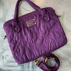 Marc by Marc Jacobs Laptop Bag in Purple